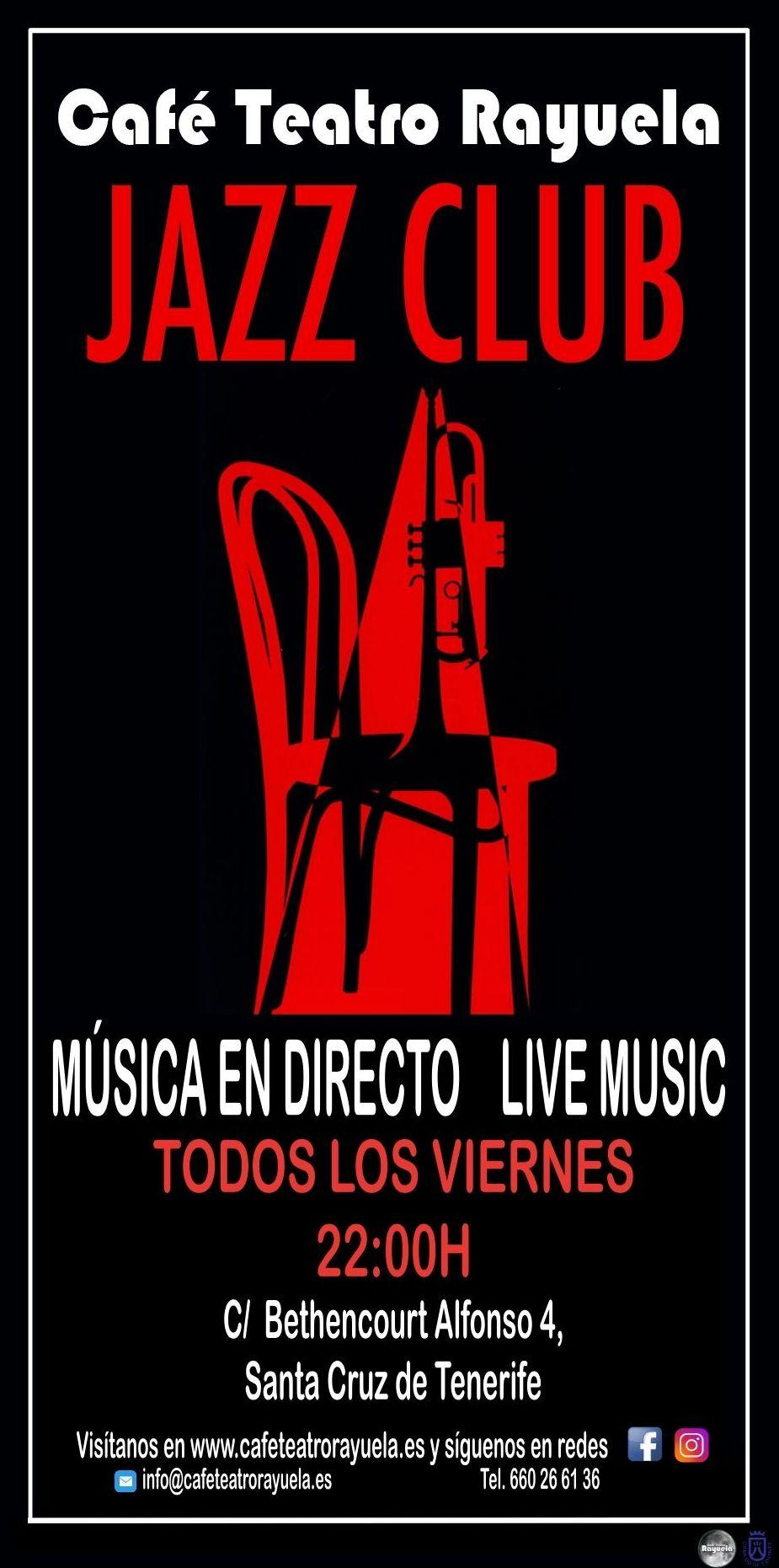 Foto 7 de Escuelas de música, danza e interpretación en Santa Cruz de Tenerife | Café Teatro Rayuela