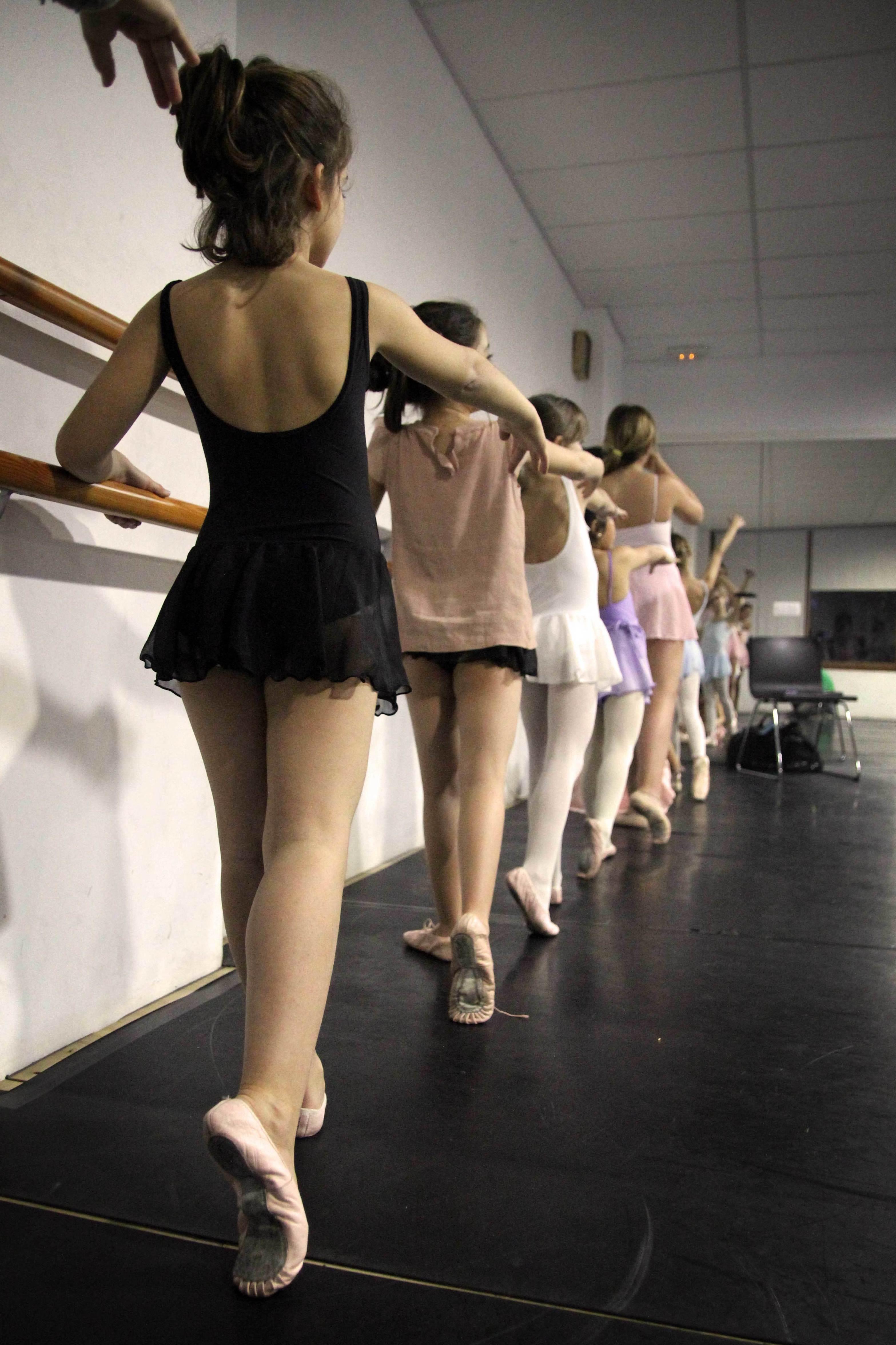 Escuela de danza en Santa Cruz