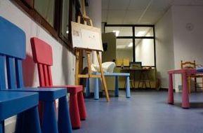 Sala de pintura, dibujo, artes plásticas