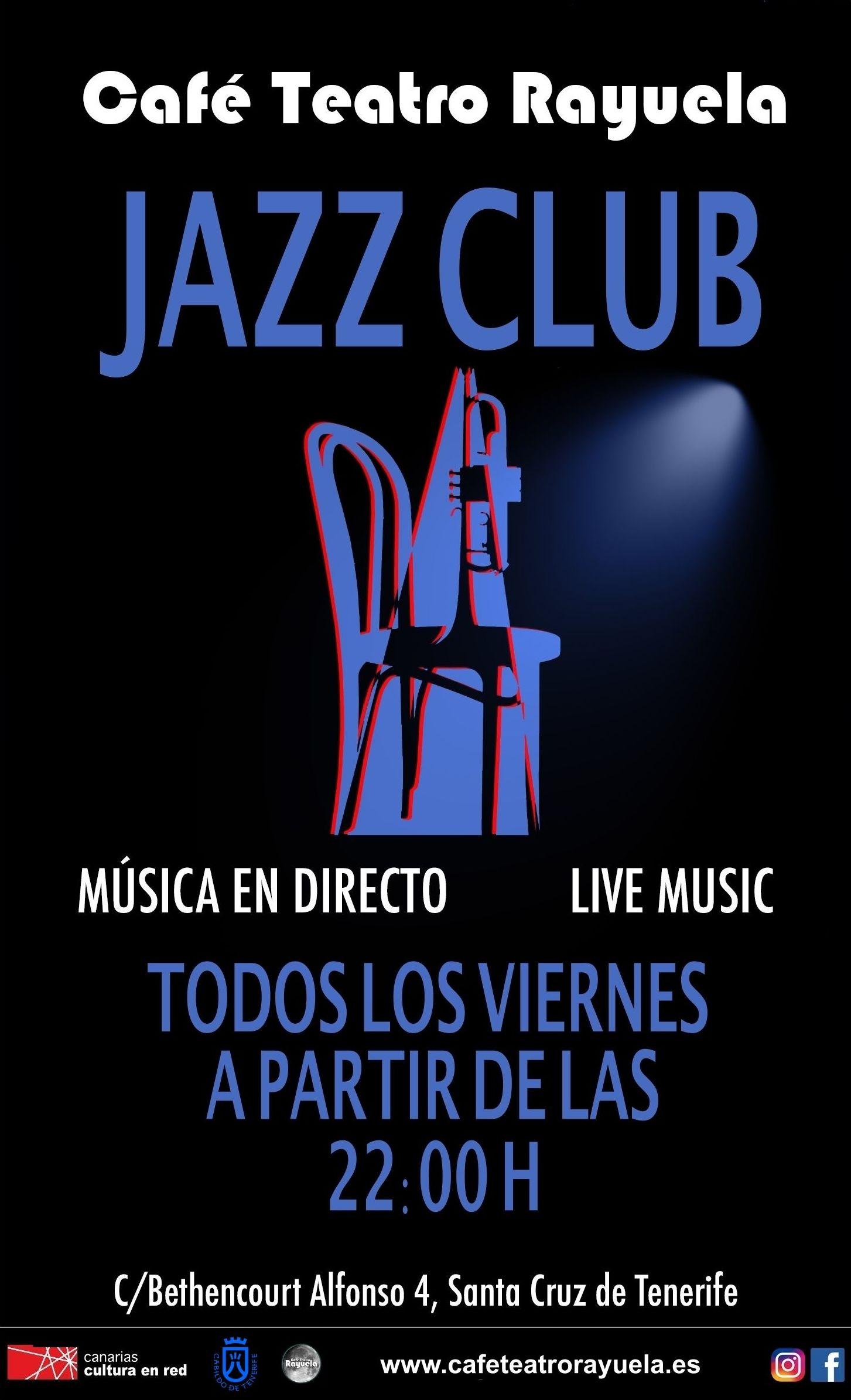 Foto 1 de Escuelas de música, danza e interpretación en Santa Cruz de Tenerife | Café Teatro Rayuela