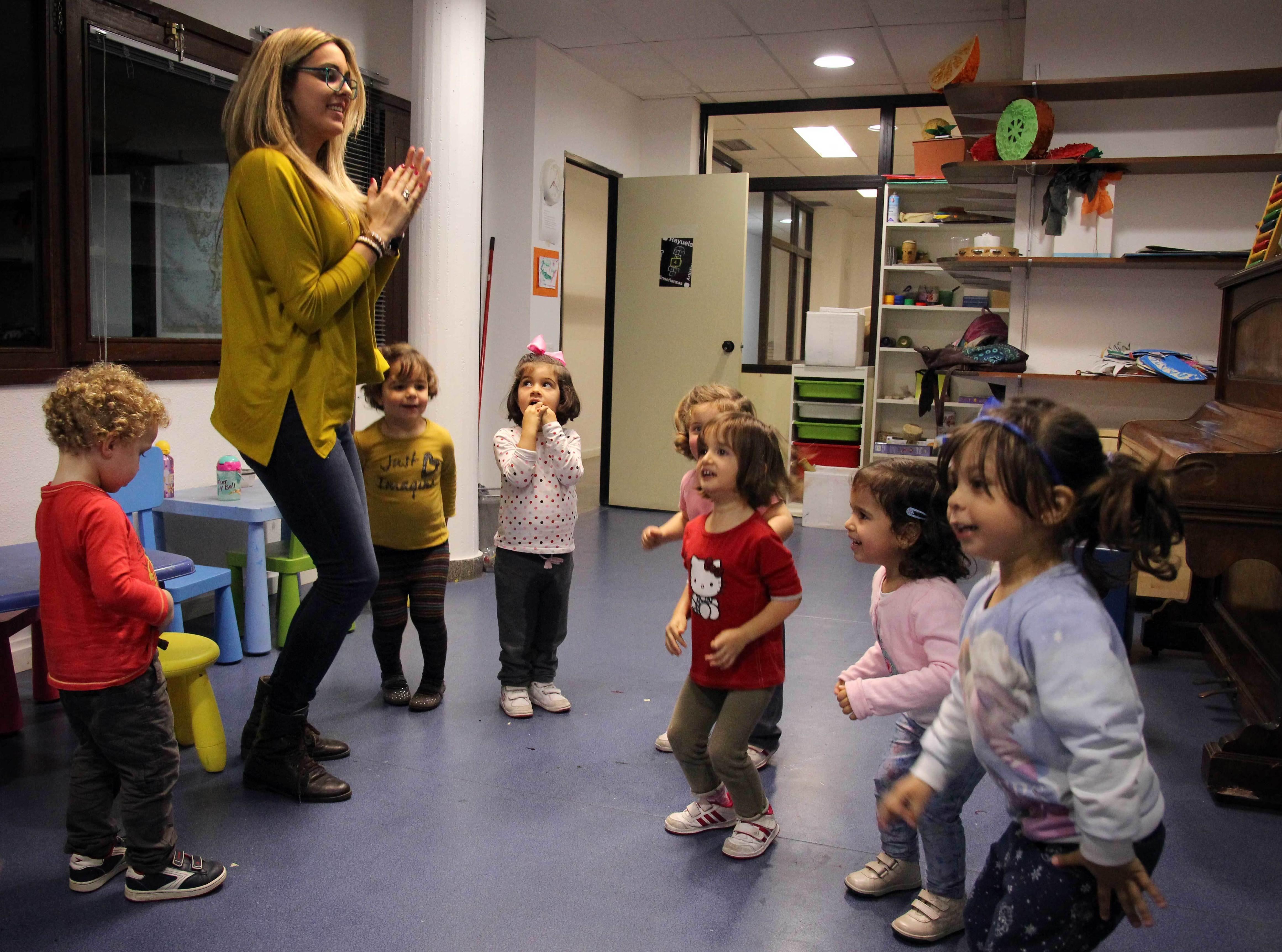 Foto 31 de Escuelas de música, danza e interpretación en Santa Cruz de Tenerife | Café Teatro Rayuela