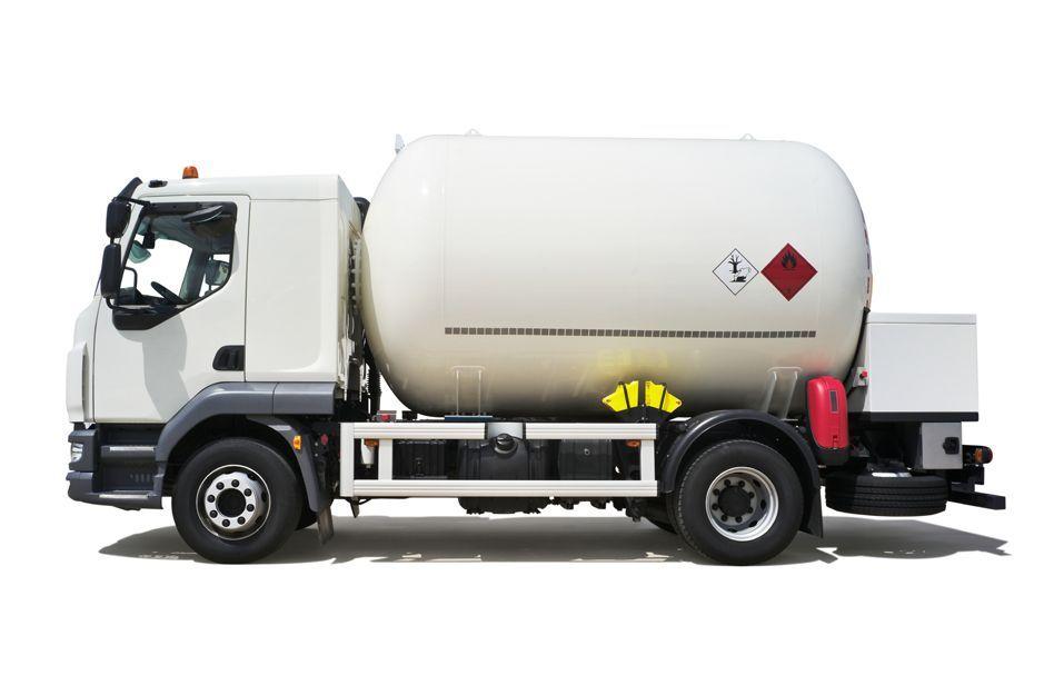 Camiones cisterna