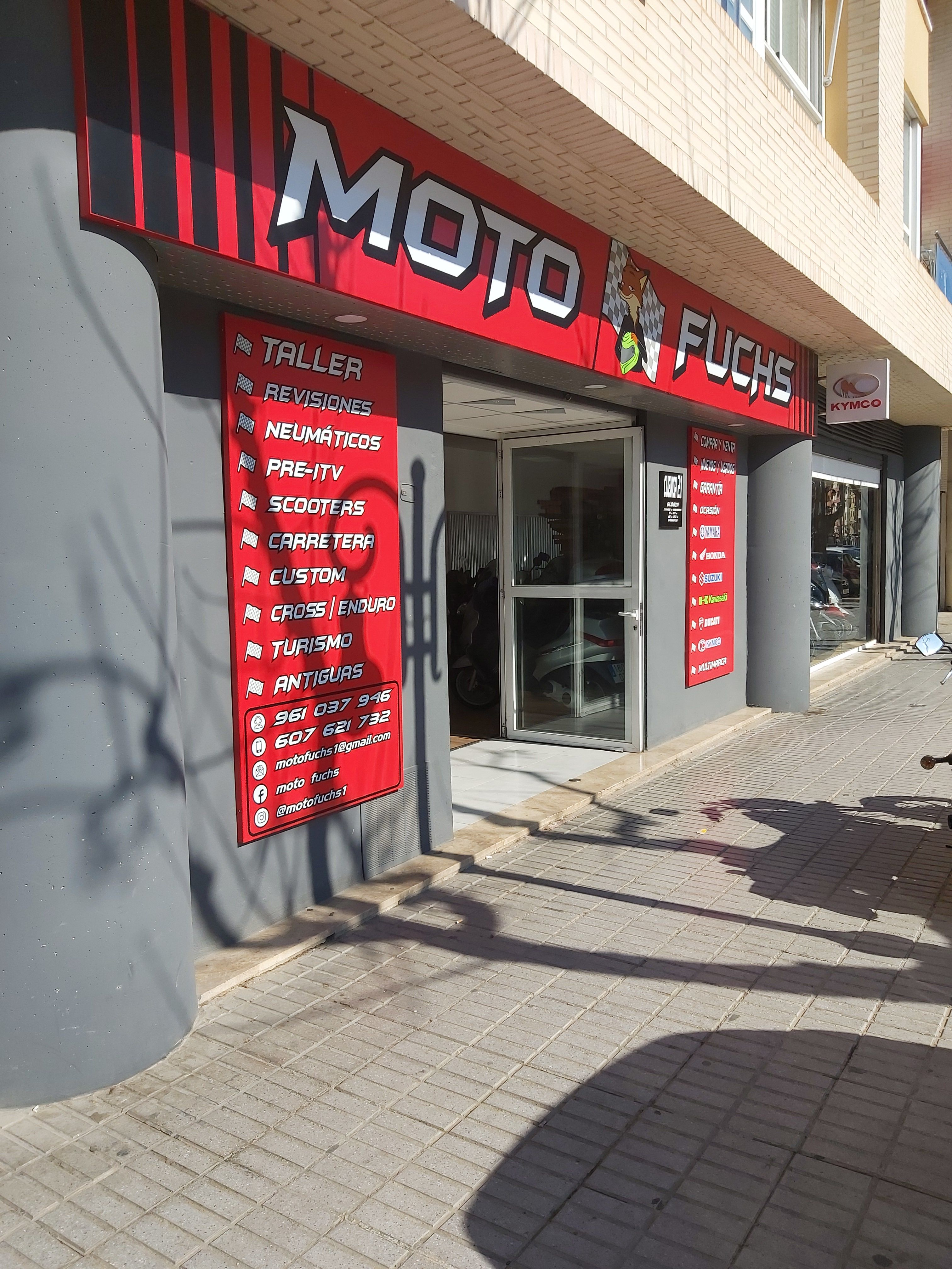 Tu taller mecánico de confianza en Valencia
