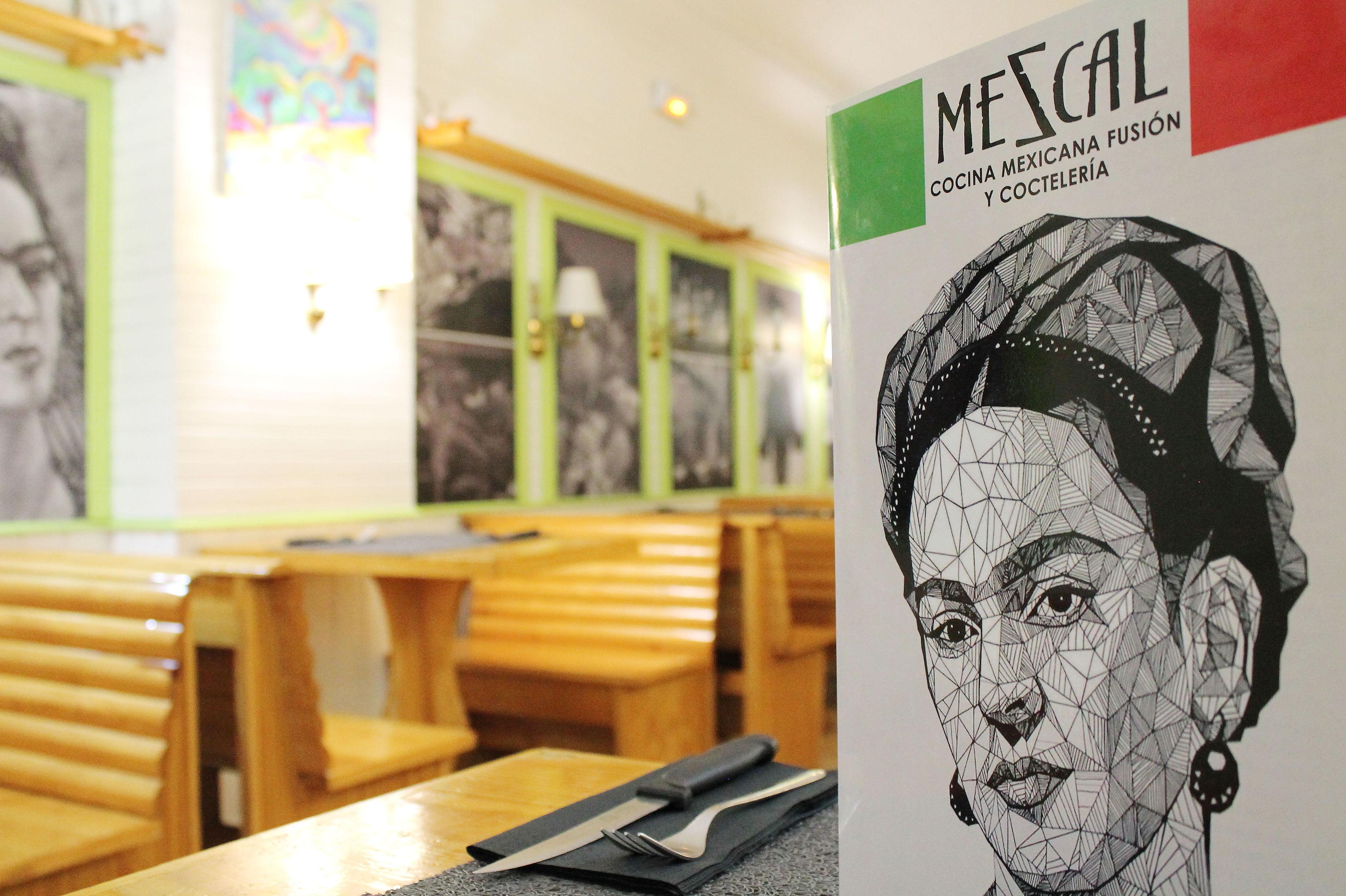 Mezcal, cocina mexicana fusión en Madrid centro
