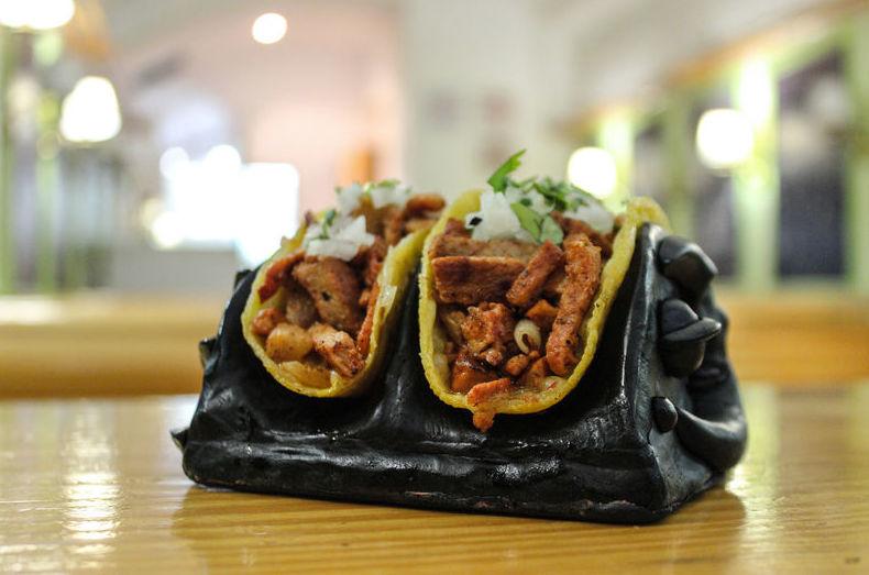 Cocina mexicana fusión en Madrid