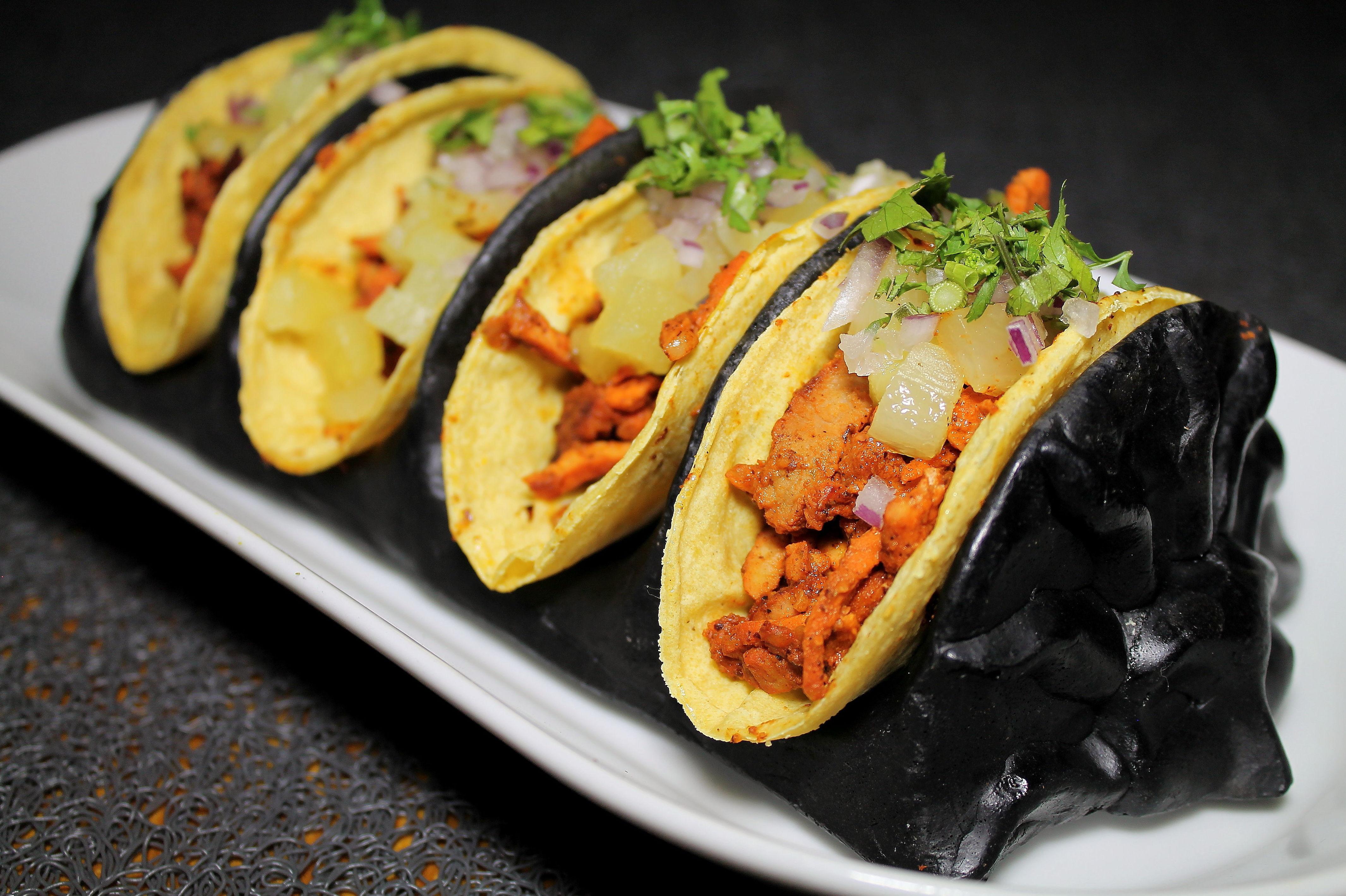 Comer buenos tacos mexicanos en Madrid centro