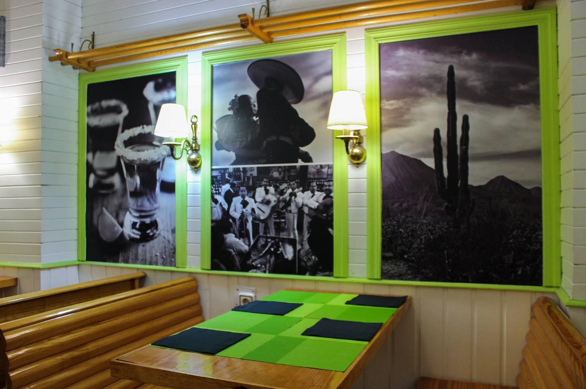 Restaurante mexicano con menú del día en Madrid