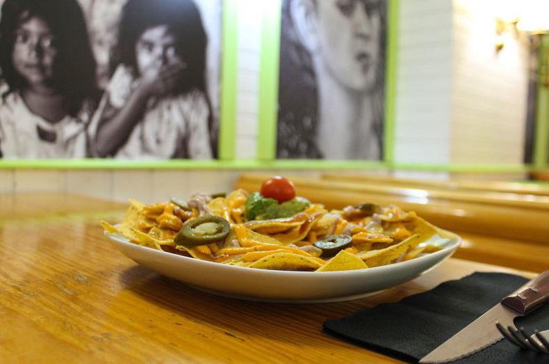 Comida mexicana en Madrid centro