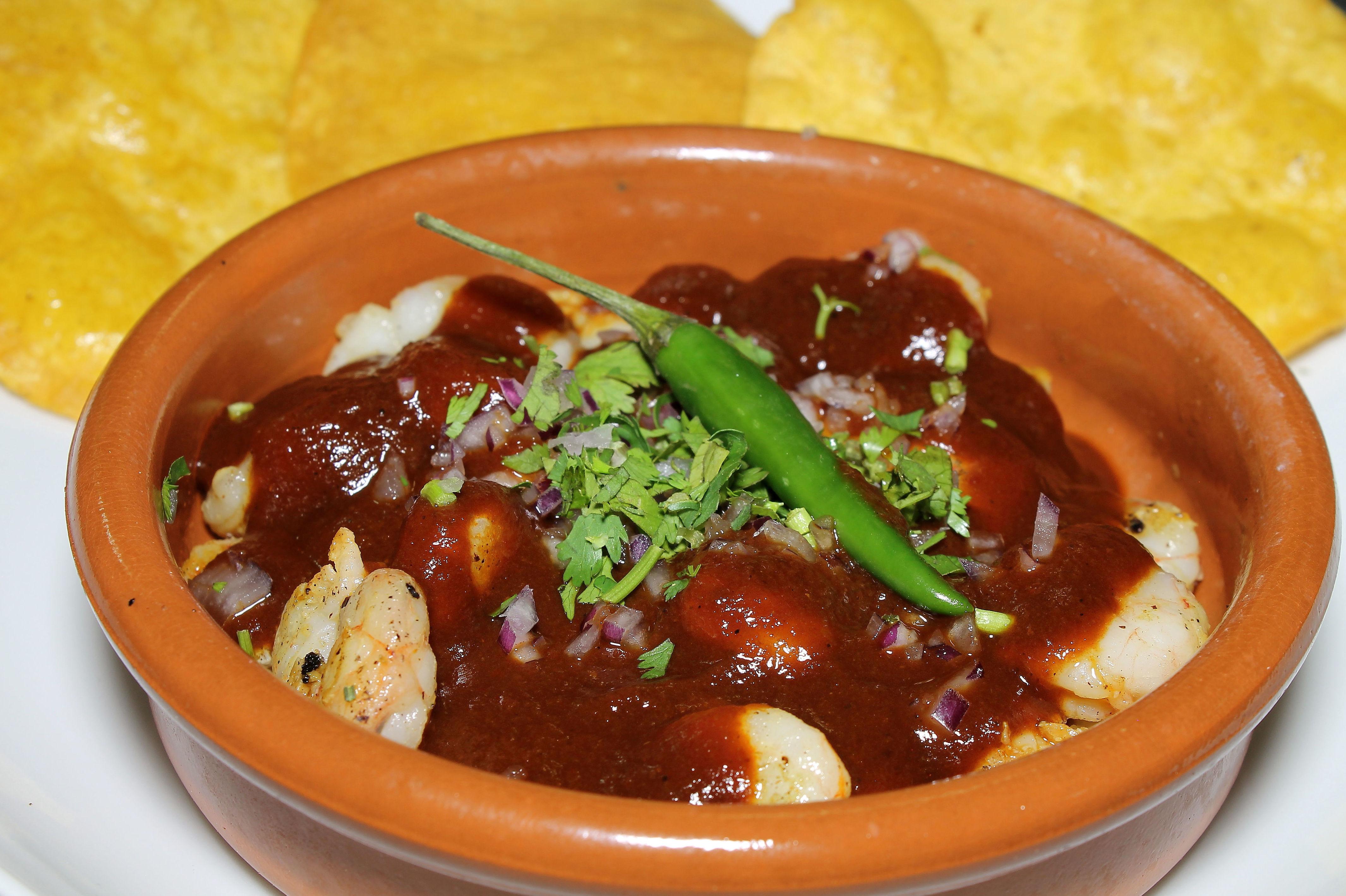 Restaurante mexicano en el centro de Madrid