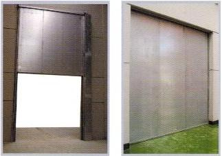 Puertas guillotinas cortafuegos: Servicios de Puertas Nueva Castilla Gipuzkoa