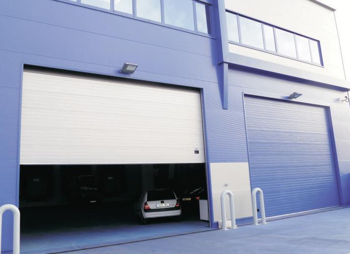 Industrial: Servicios de Puertas Nueva Castilla Gipuzkoa