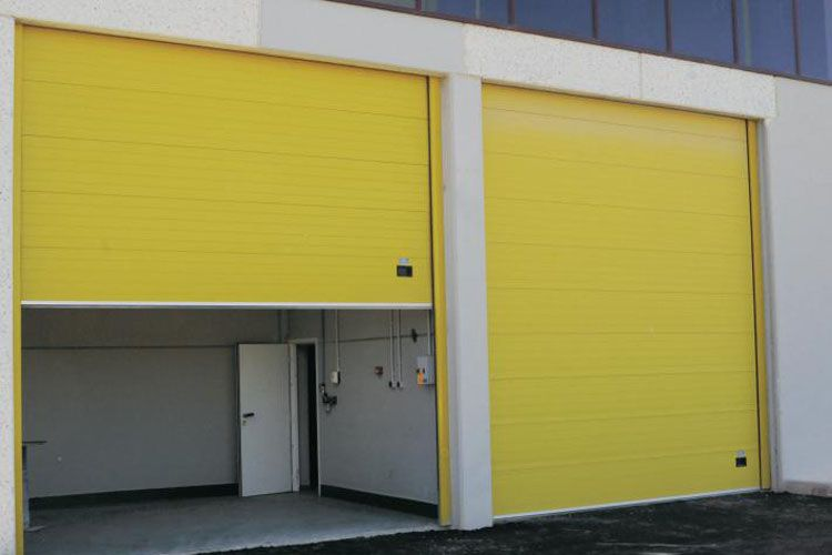 Puertas industriales en Gipuzkoa