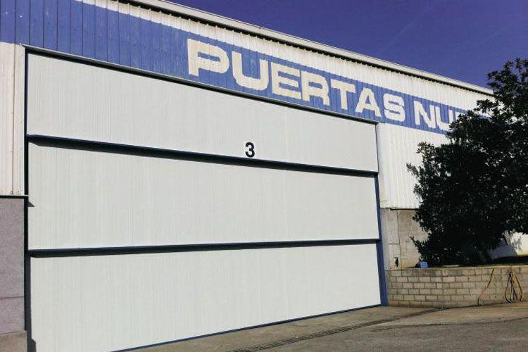 Mantenimiento puertas de garaje en Gipuzkoa