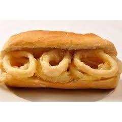 Bocadillo de Calamares: Nuestra Carta de Happy Burger