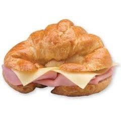 Croissant mixto: Nuestra Carta de Happy Burger