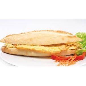 Bocadillo de Tortilla Francesa: Nuestra Carta de Happy Burger