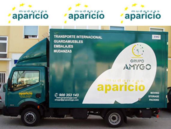 Foto 6 de Mudanzas y guardamuebles en San Fernando | Mudanzas Aparicio
