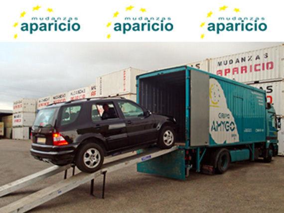 Foto 5 de Mudanzas y guardamuebles en San Fernando | Mudanzas Aparicio
