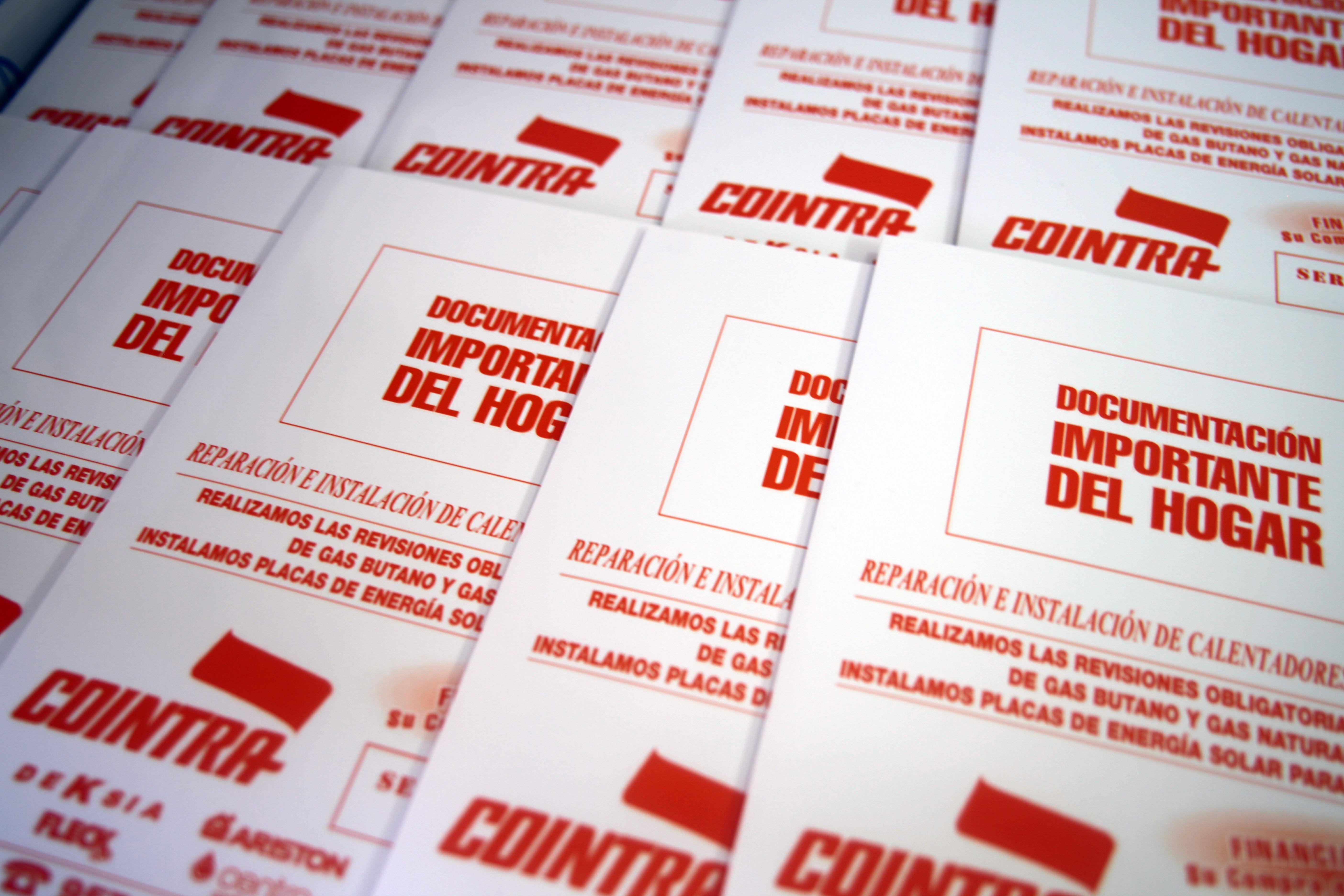 Revisión oficial de calderas Cointra en Córdoba