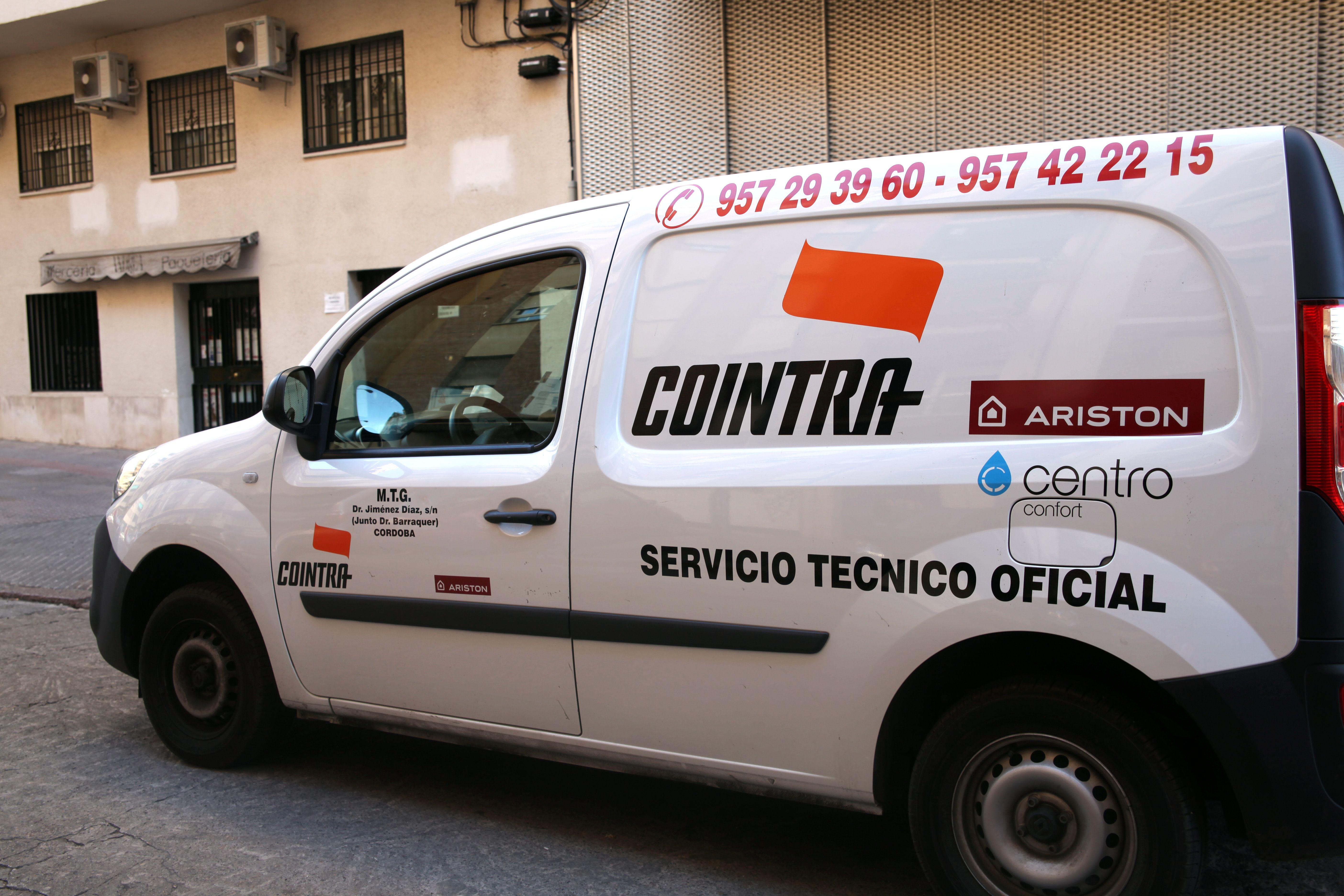 Servicio Técnico Oficial Cointra en Córdoba