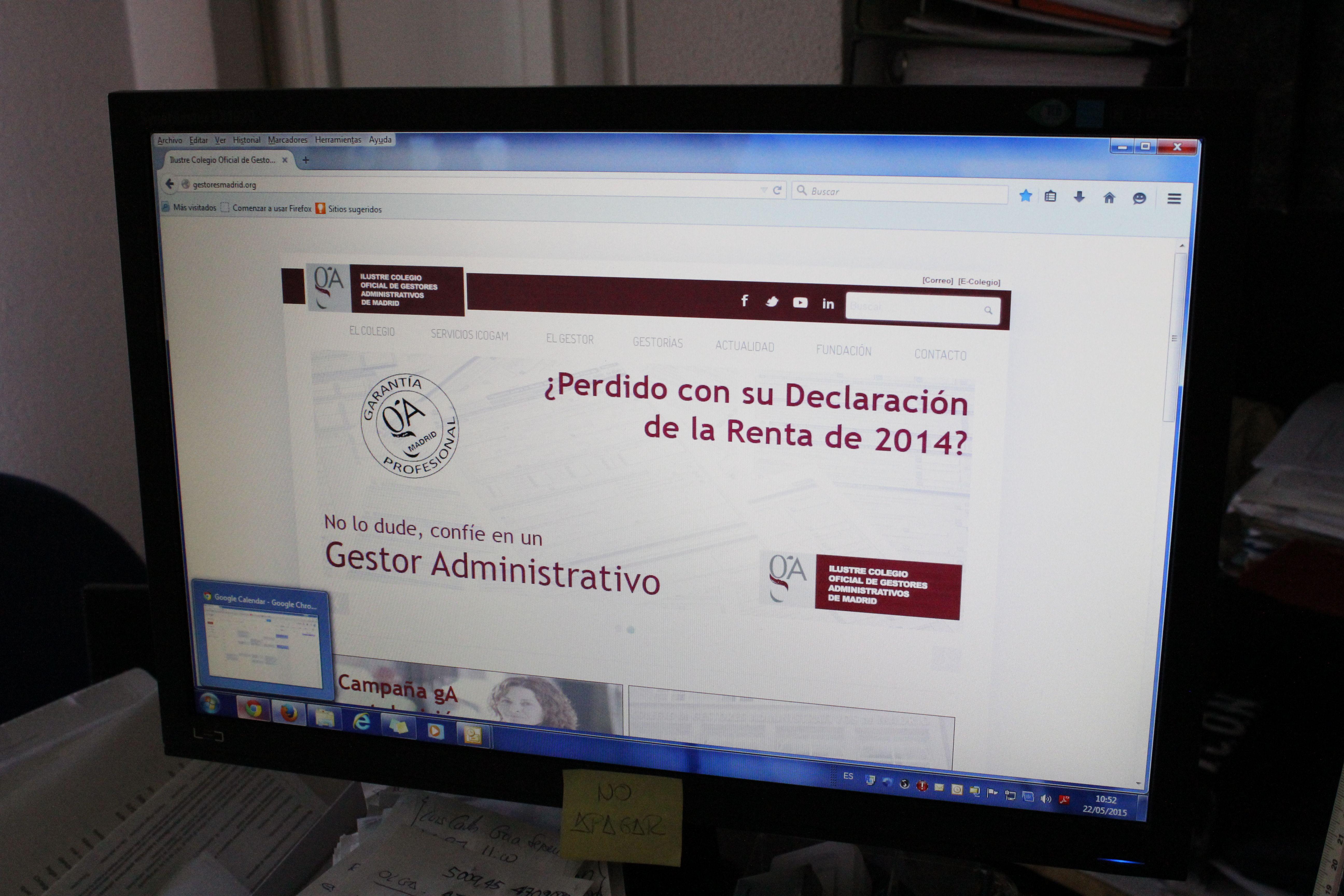 Foto 8 de Gestorías administrativas en Madrid | Gestoría Guaita Beneit
