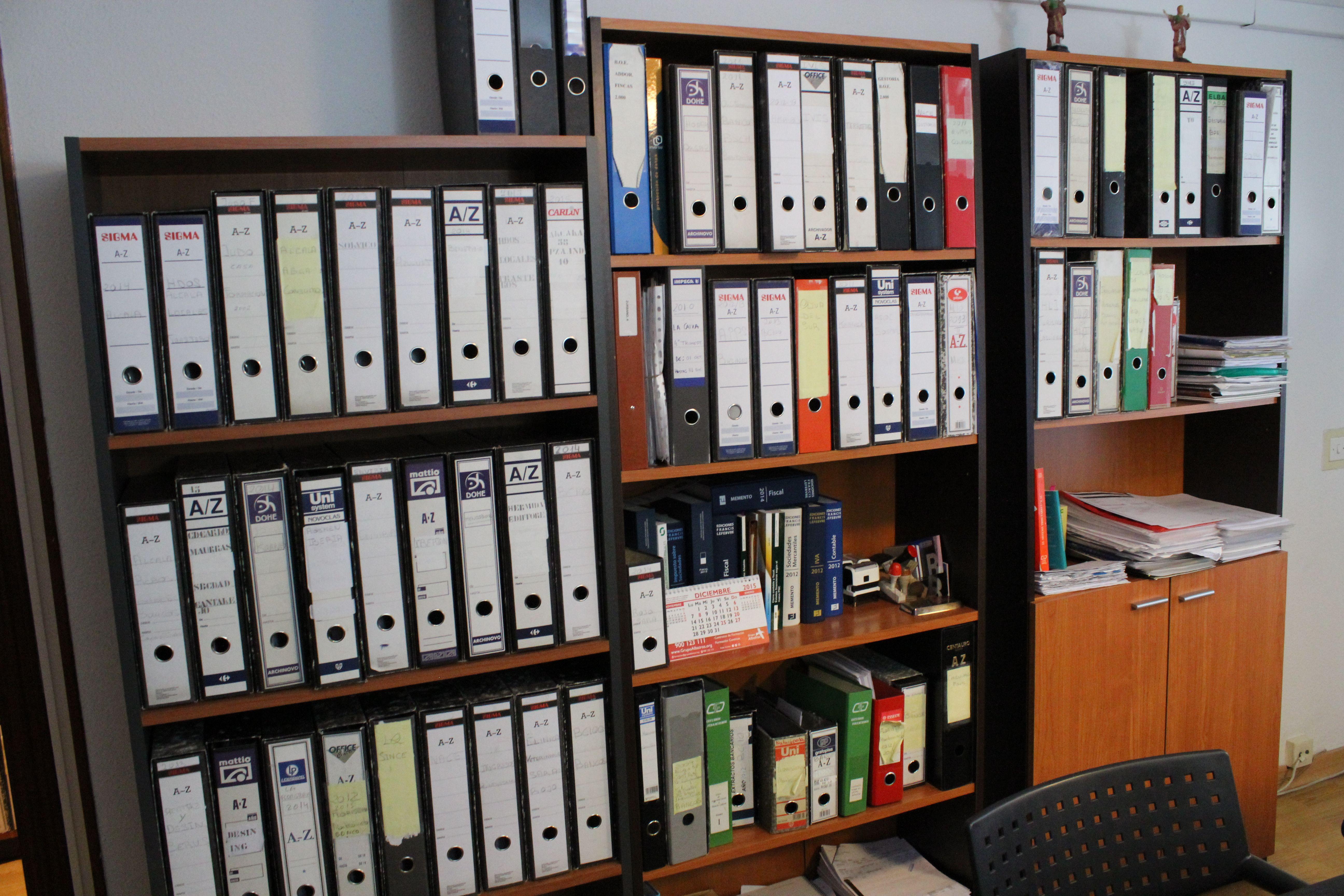 Foto 5 de Gestorías administrativas en Madrid | Gestoría Guaita Beneit