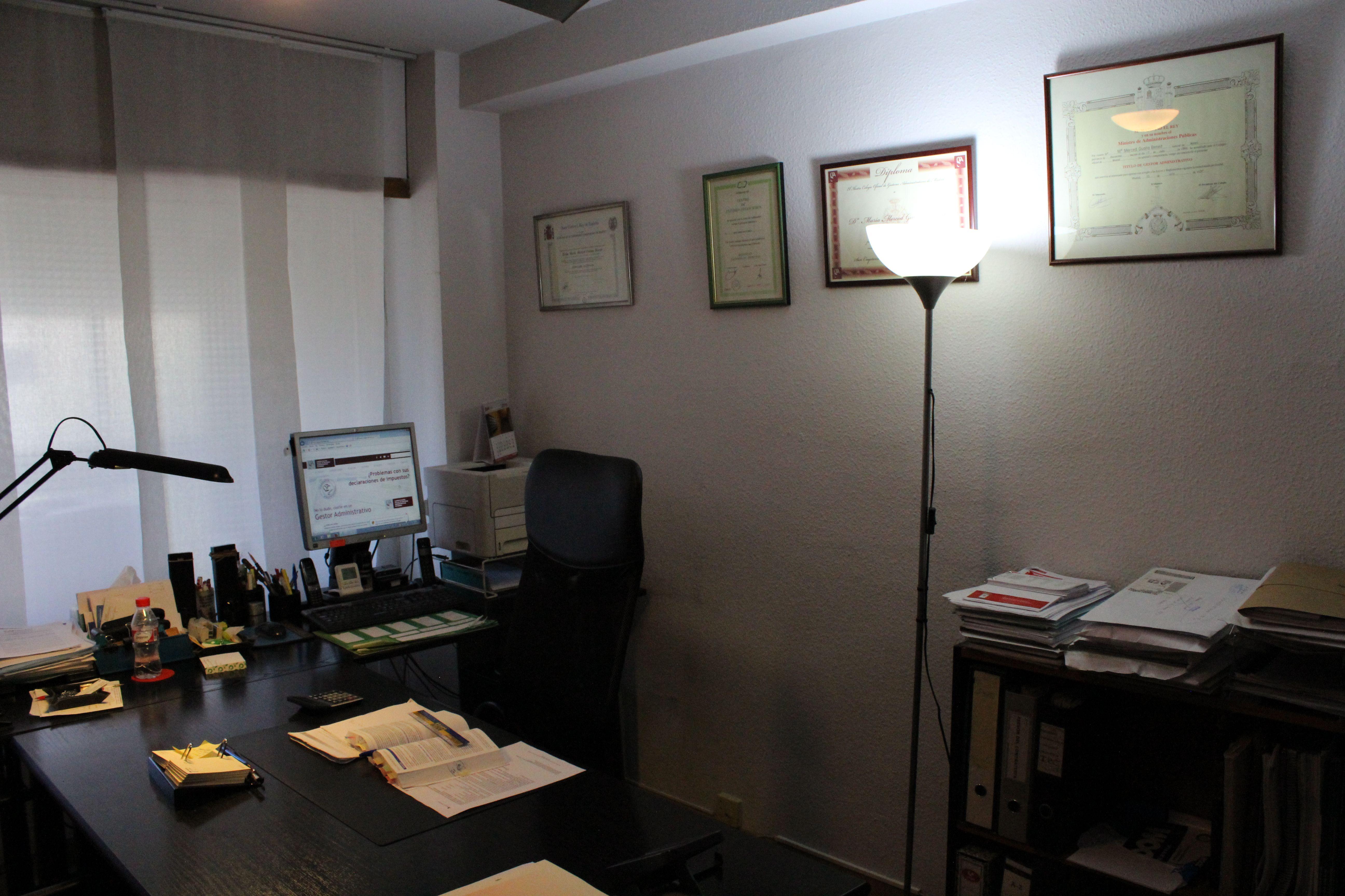Foto 4 de Gestorías administrativas en Madrid   Gestoría Guaita Beneit