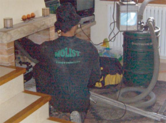 Foto 5 de Chimeneas y calderas (limpieza) en Centelles | Molist Germans