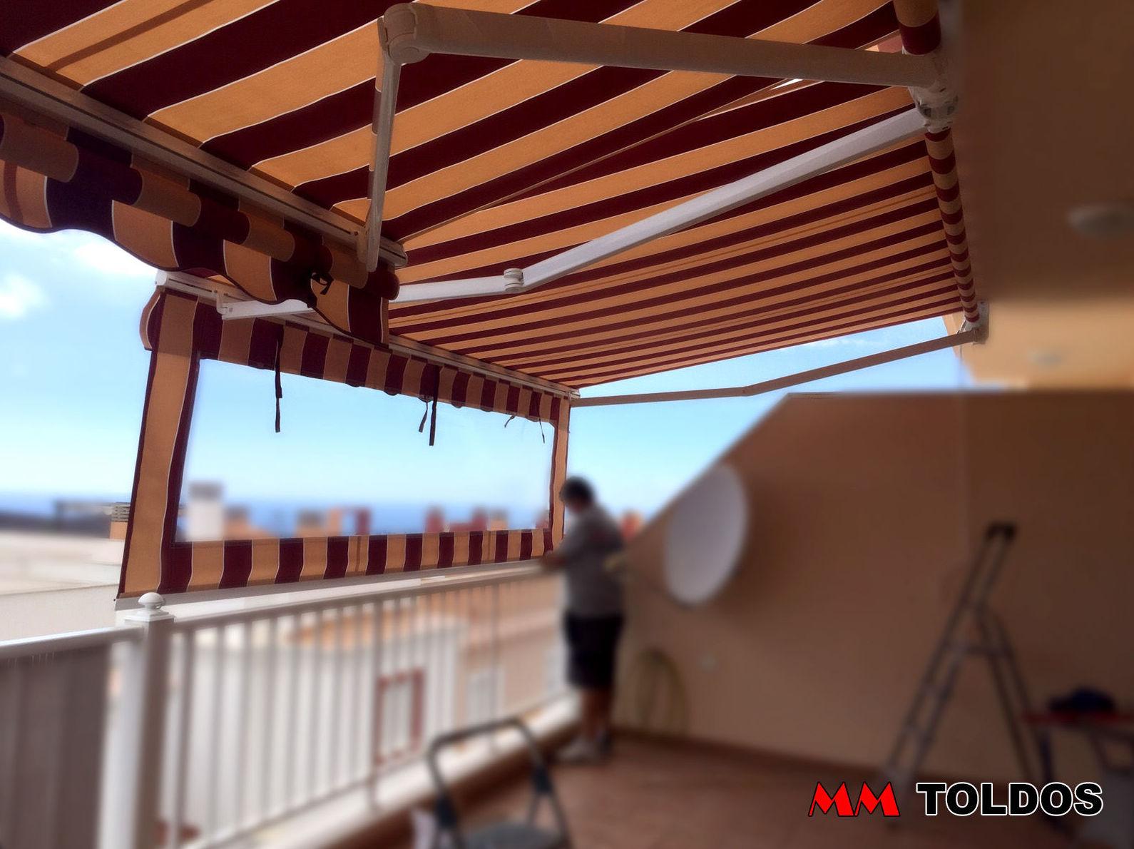 Foto 9 de Toldos y pérgolas en Arona | MM Toldos
