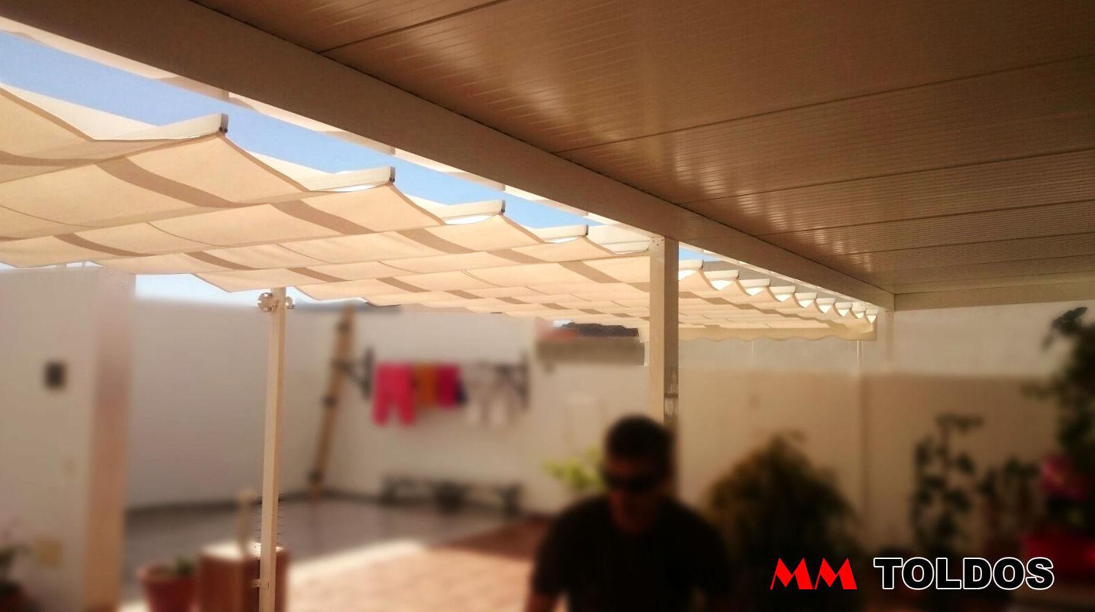 Foto 8 de Toldos y pérgolas en Arona | MM Toldos