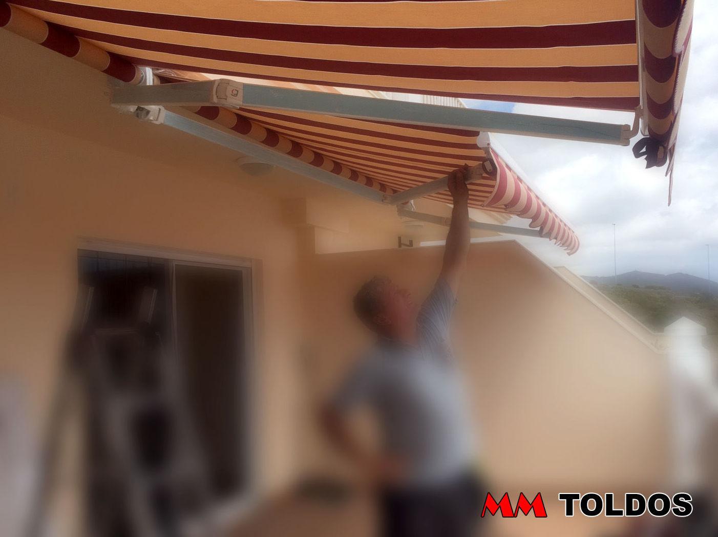 Foto 10 de Toldos y pérgolas en Arona | MM Toldos