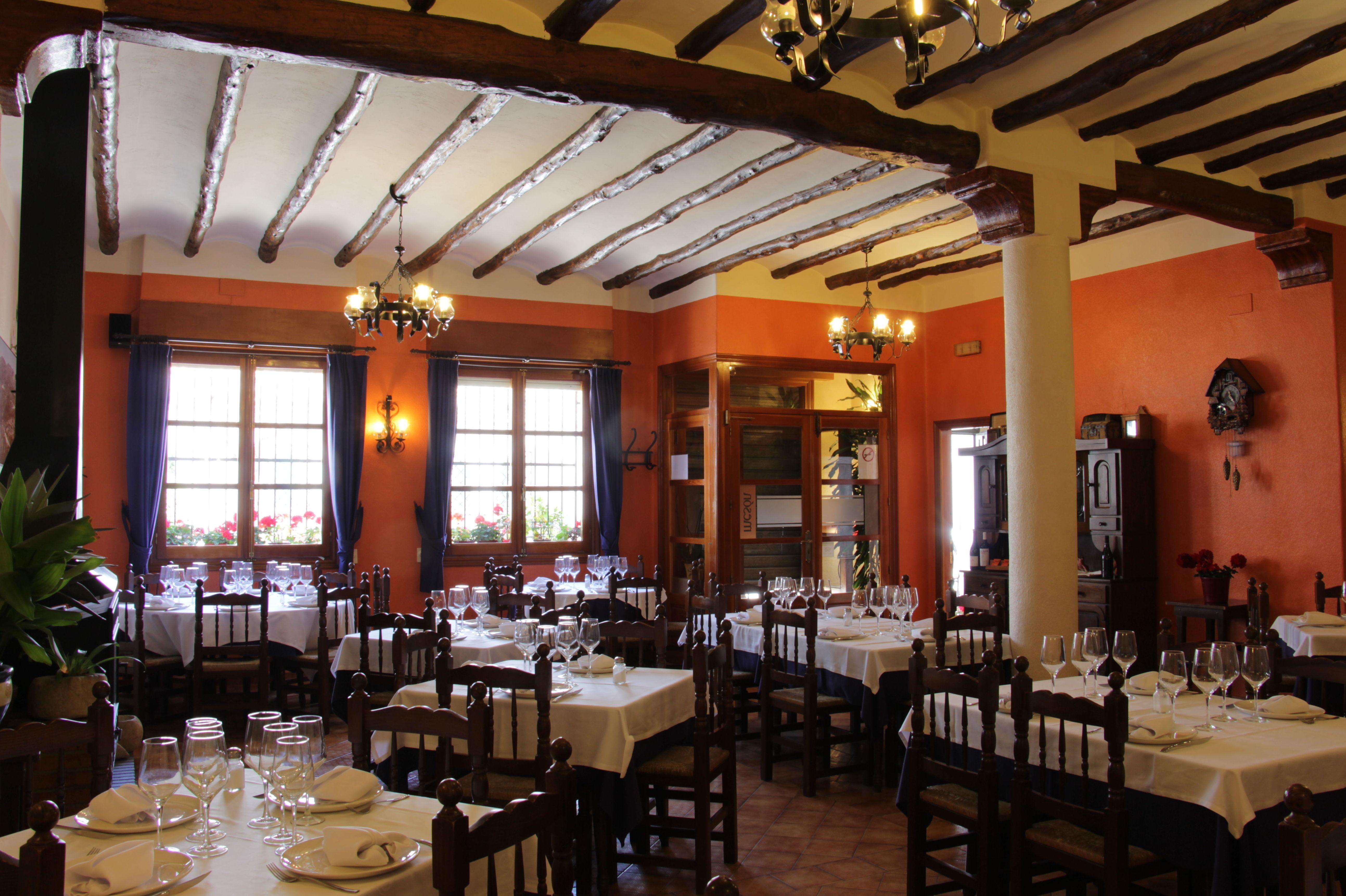 Foto 2 de Mesón - restaurante en Benimantell | Mesón Ca Rafel