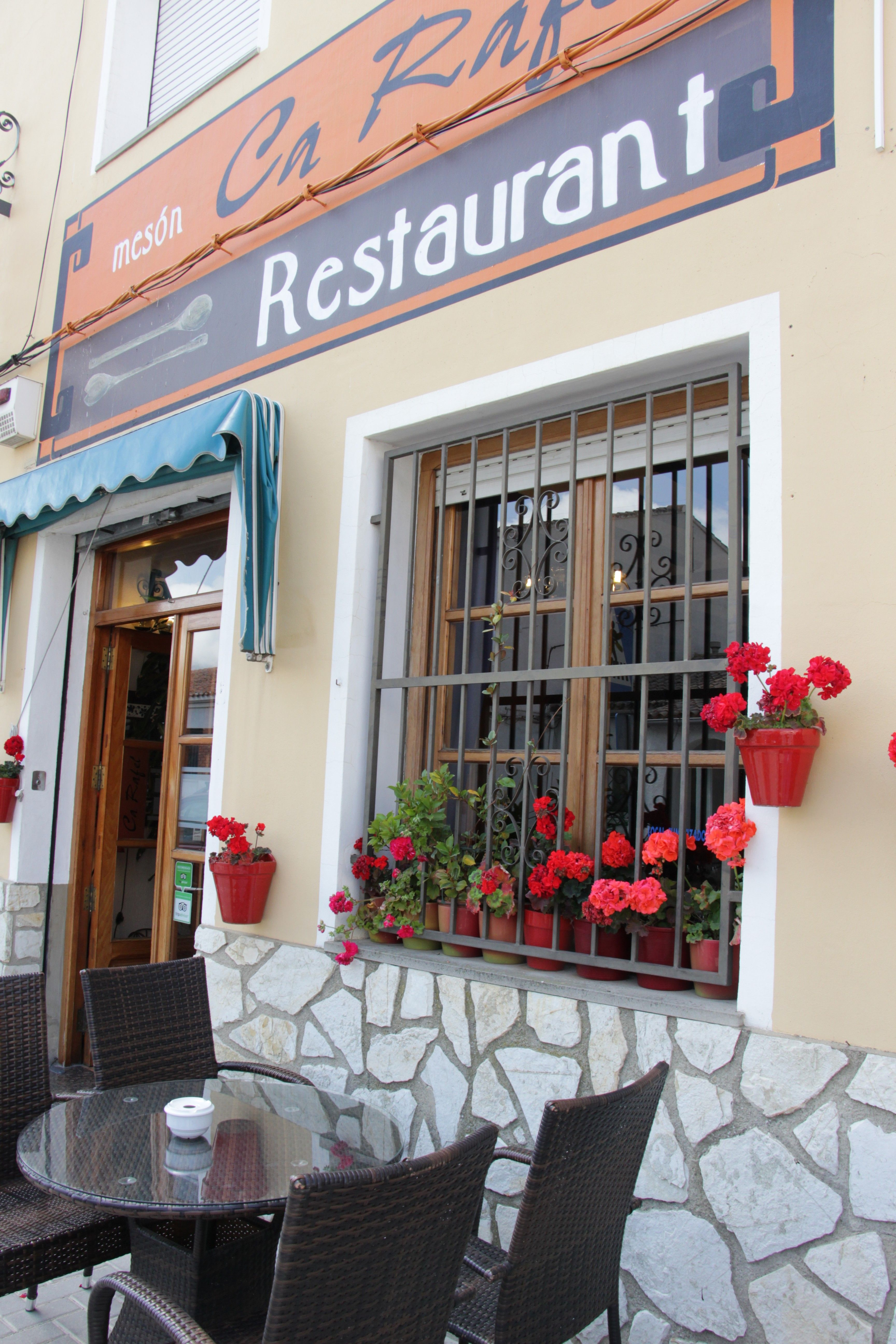 Foto 9 de Mesón - restaurante en Benimantell | Mesón Ca Rafel