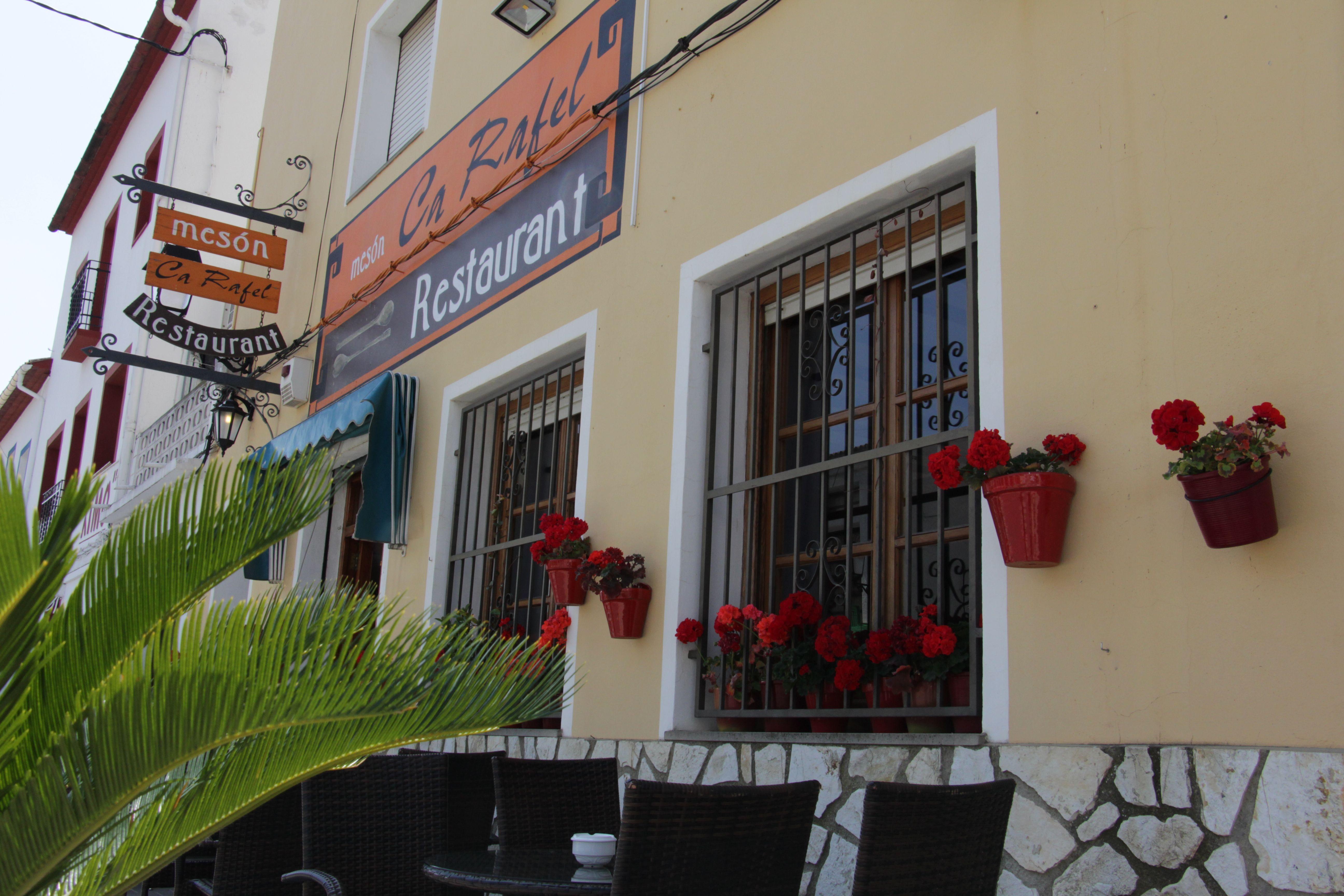 Foto 7 de Mesón - restaurante en Benimantell | Mesón Ca Rafel
