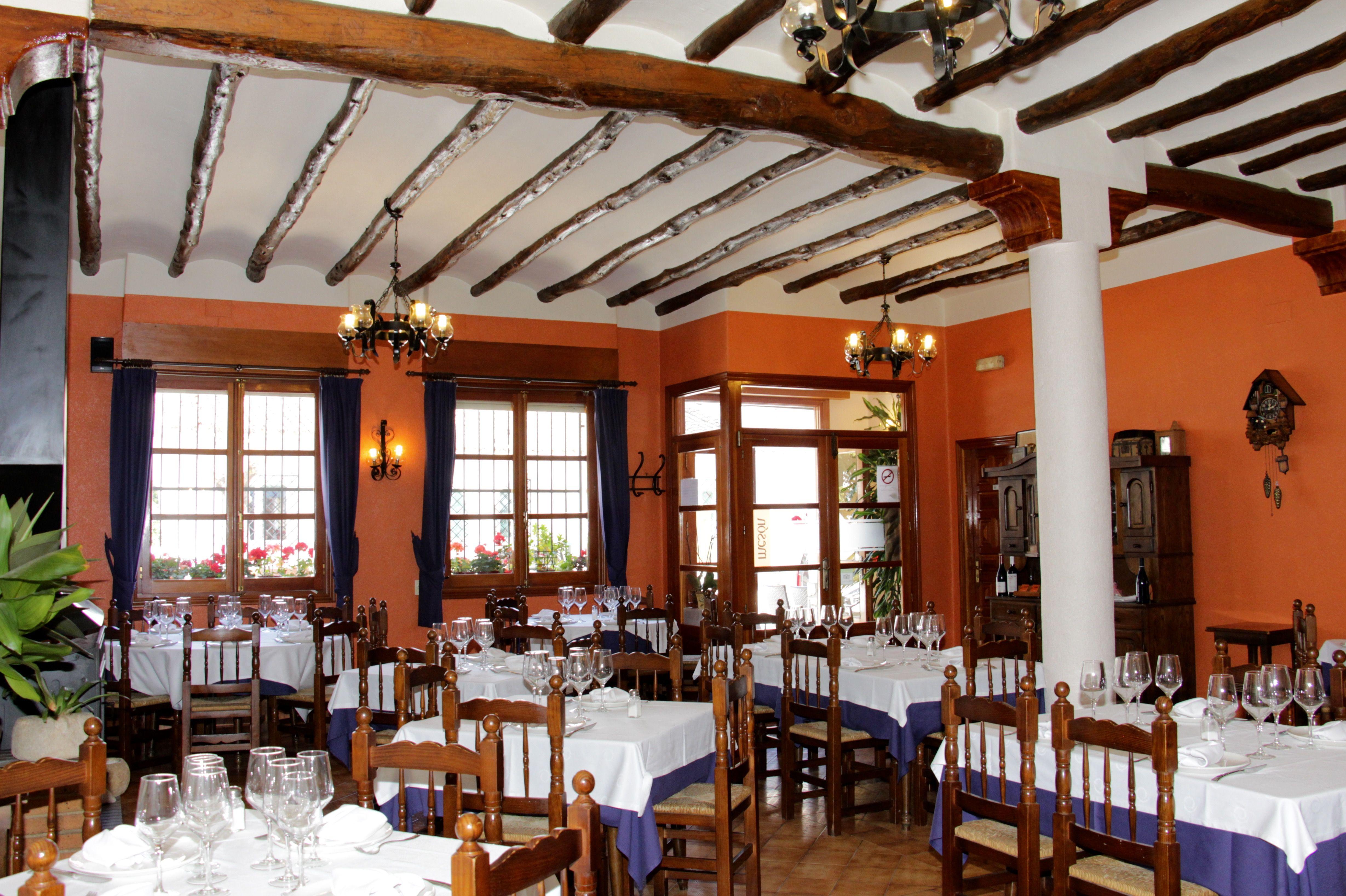 Foto 4 de Mesón - restaurante en Benimantell | Mesón Ca Rafel