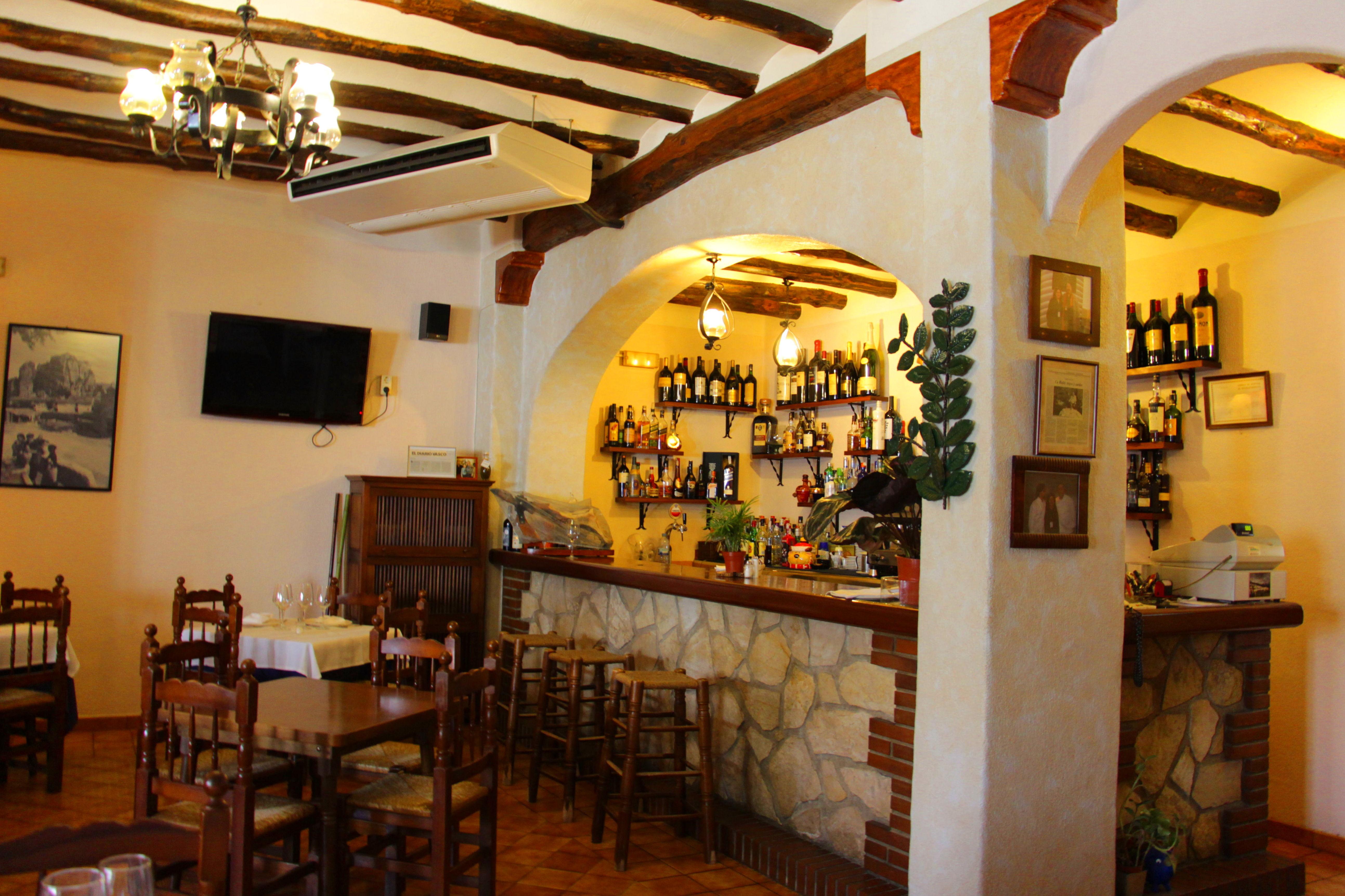 Foto 18 de Mesón - restaurante en Benimantell | Mesón Ca Rafel