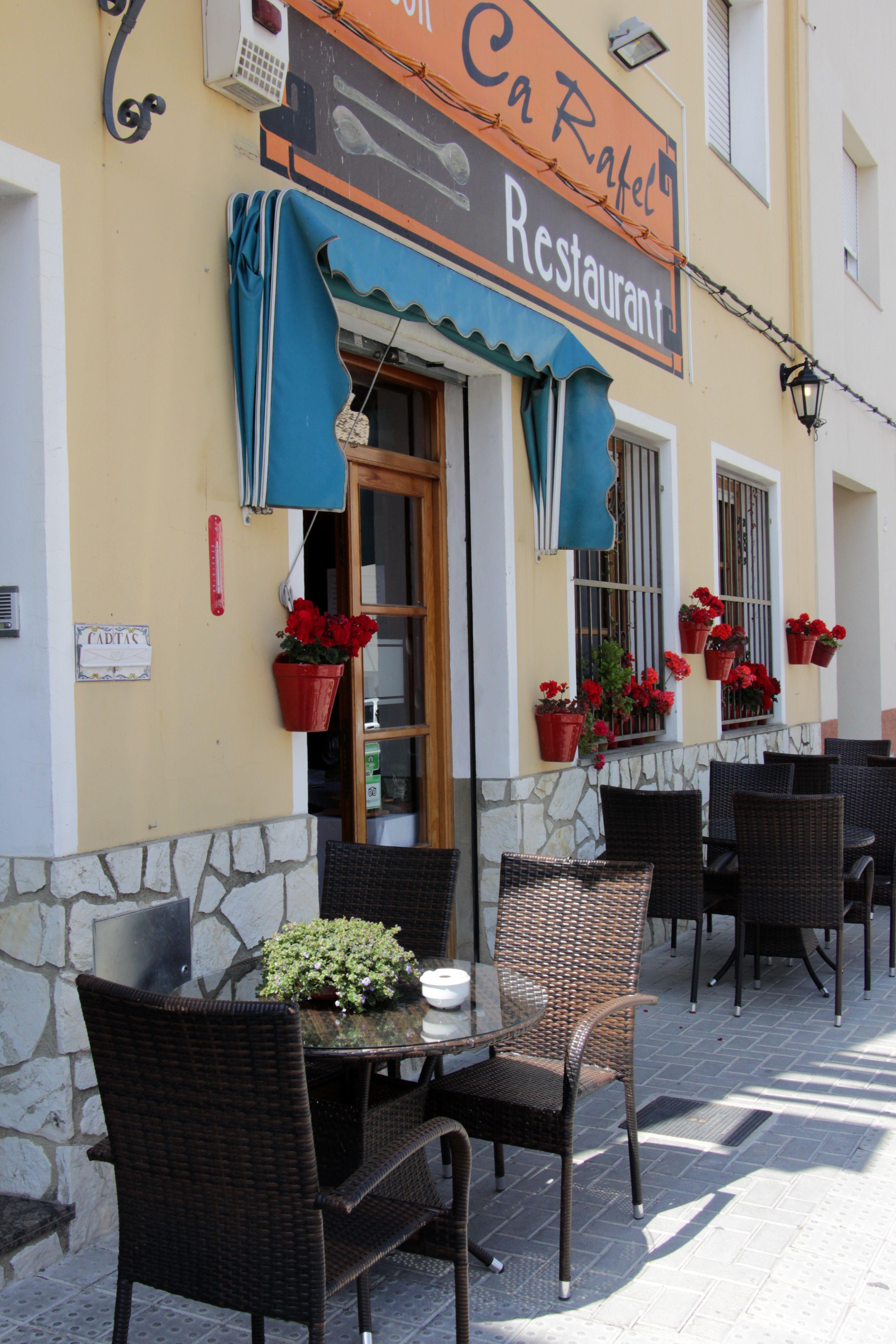 Foto 8 de Mesón - restaurante en Benimantell | Mesón Ca Rafel
