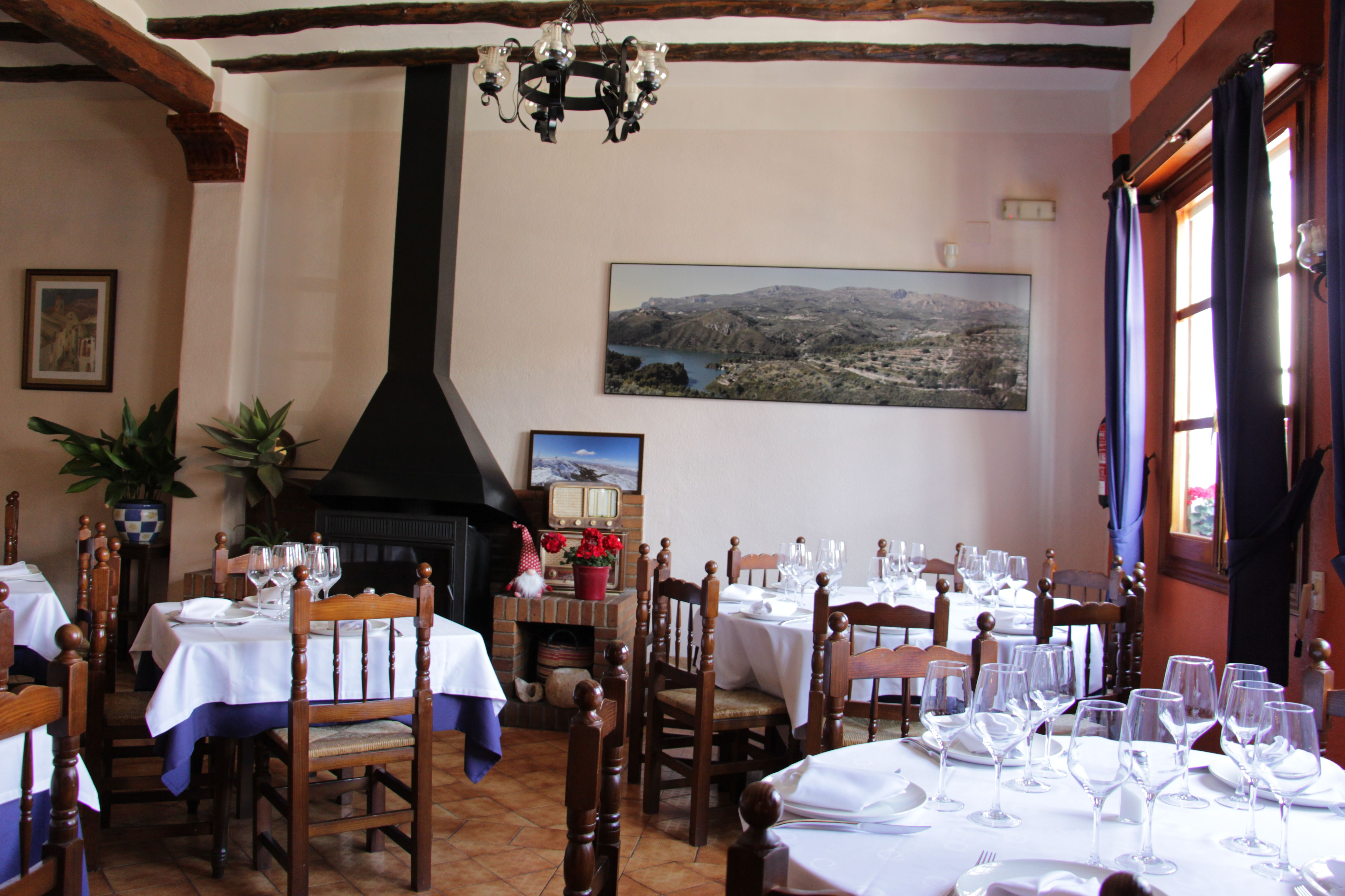 Foto 14 de Mesón - restaurante en Benimantell | Mesón Ca Rafel
