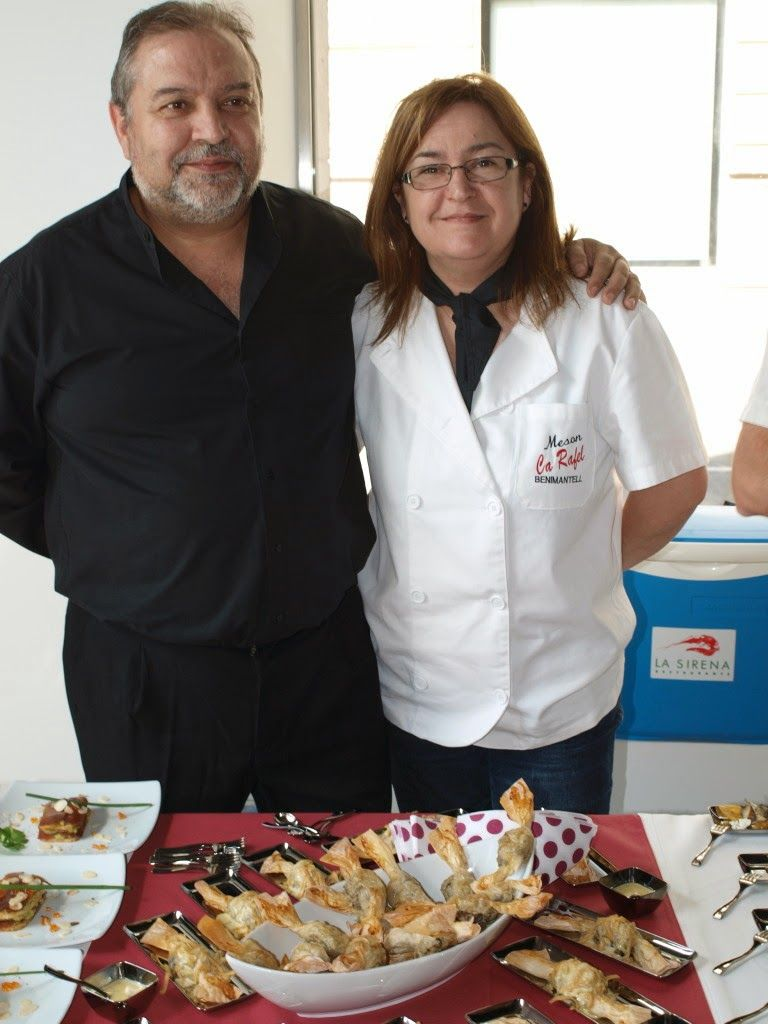 Foto 2 de Mesón - restaurante en Benimantell   Mesón Ca Rafel