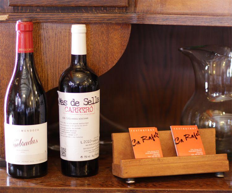Los mejores vinos para nuestra comida