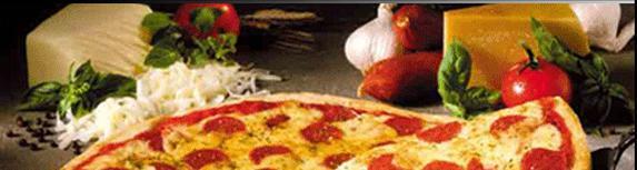 Salsas: Carta de Pizzería Ciao