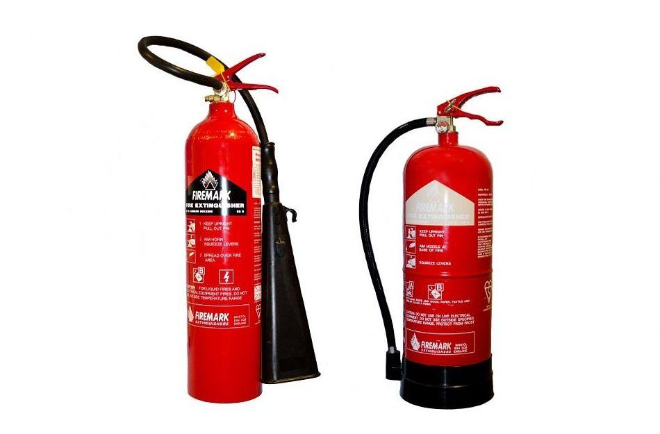 Detección y extinción de incendios: Servicios de Conecta Sistemas de Seguridad