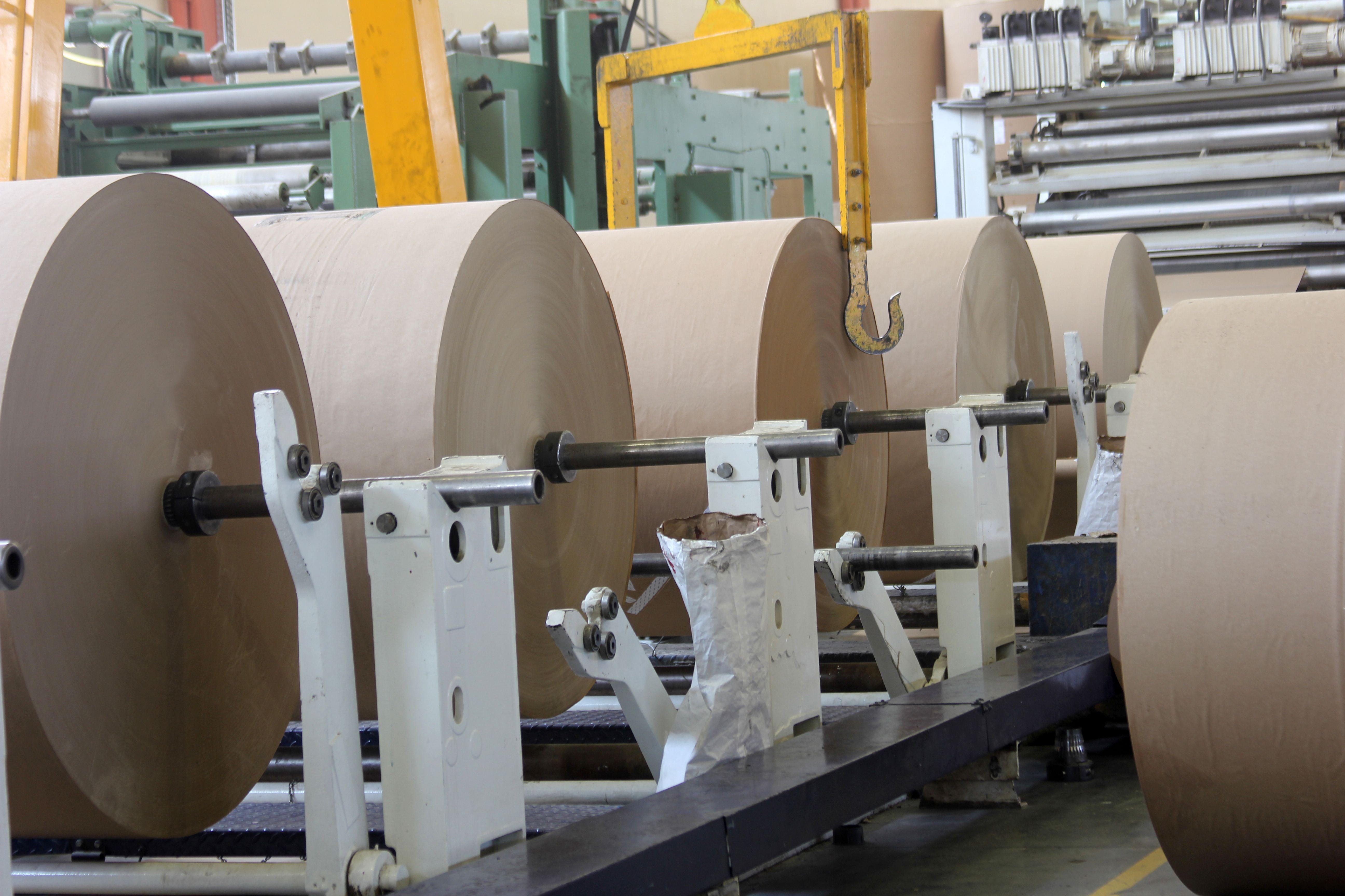 Empresa de manipulado de cartón  en Guipúzcoa