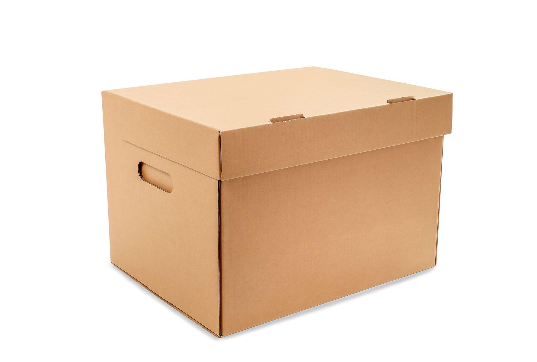 Cajas de cartón en Gupúzcoa