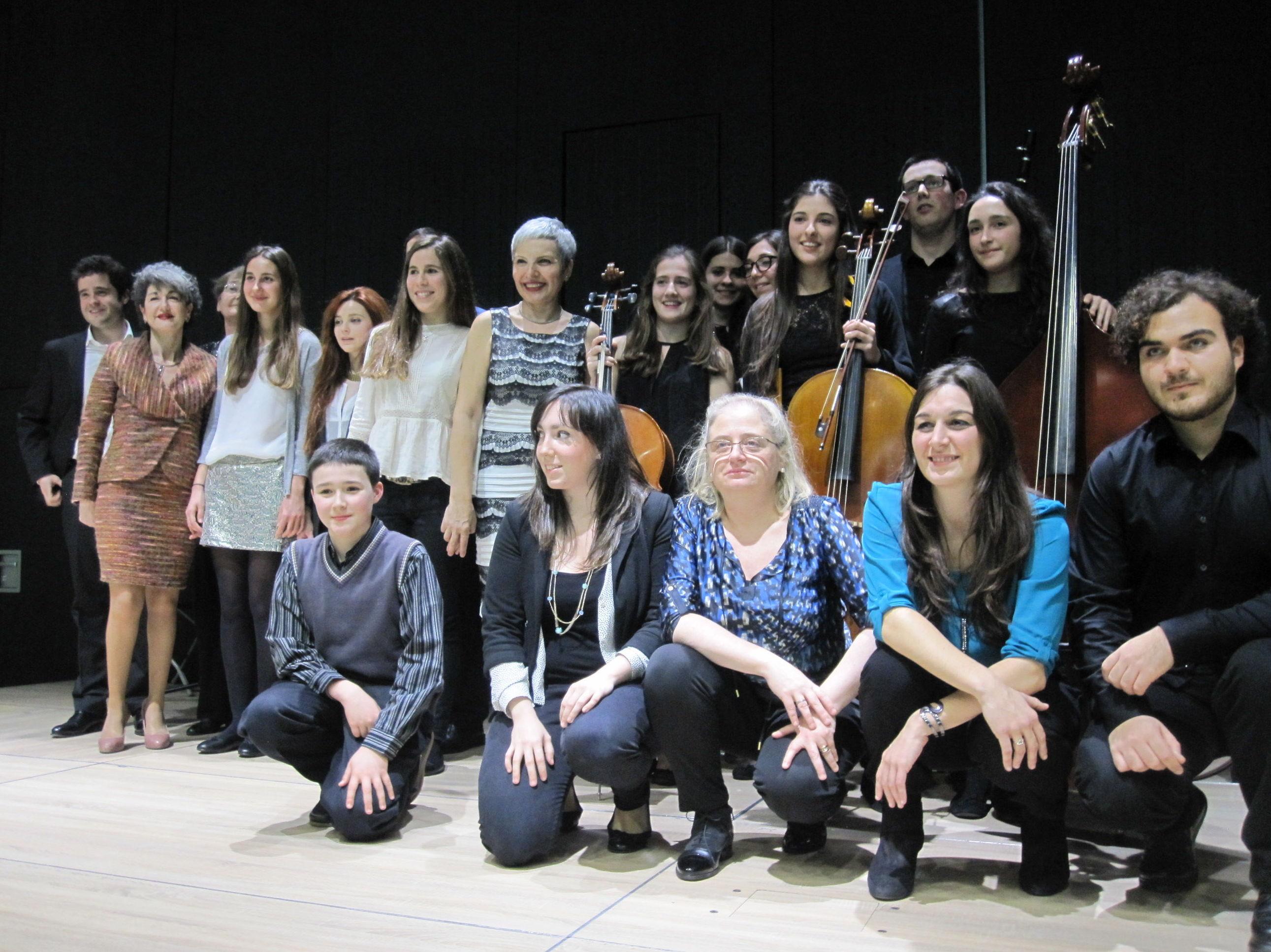 Foto 14 de Escuelas de música, danza e interpretación en Deusto-Bilbao | ARTEBI