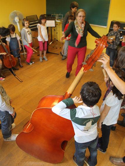 Foto 8 de Escuelas de música, danza e interpretación en Deusto-Bilbao | ARTEBI