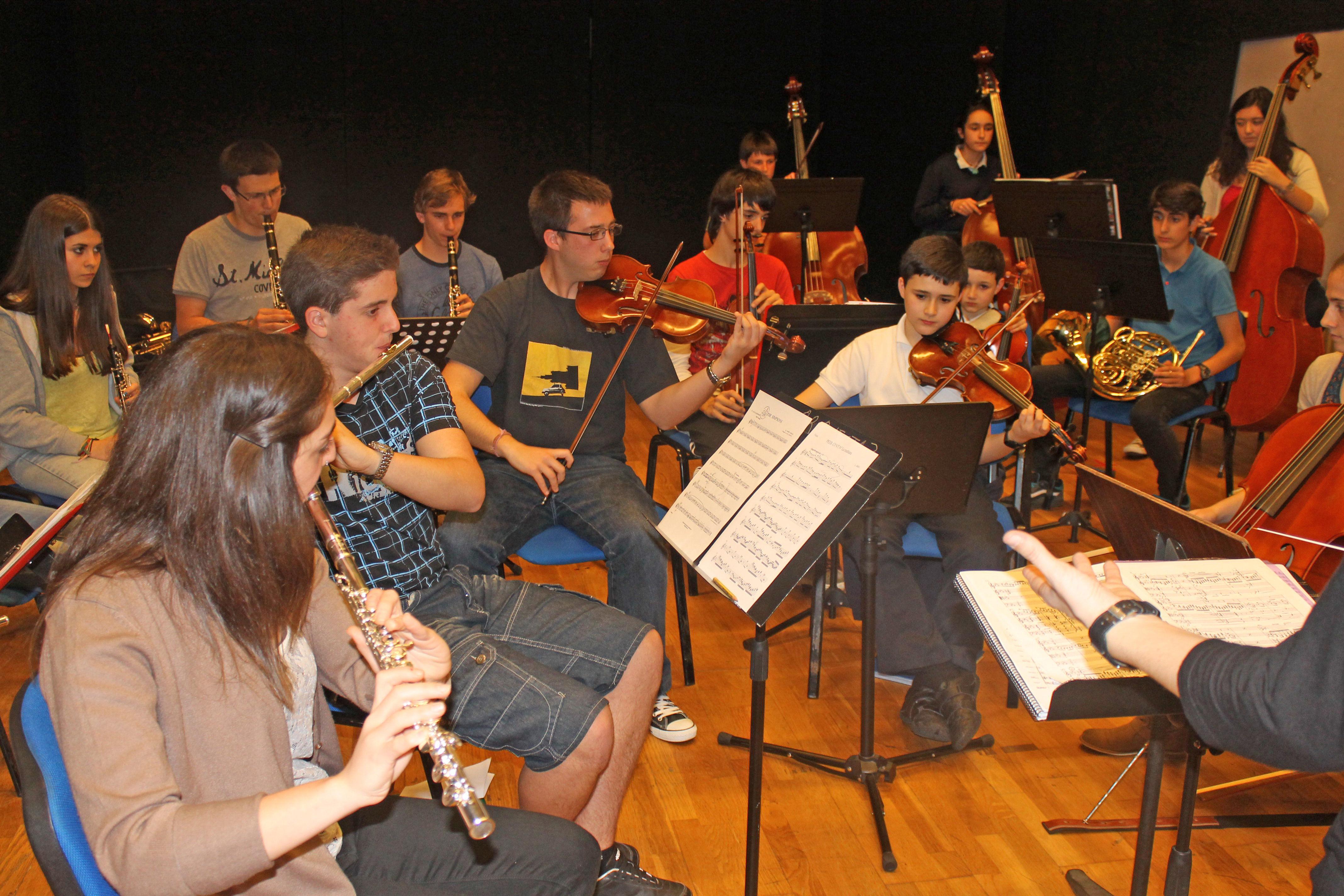 Foto 2 de Escuelas de música, danza e interpretación en Deusto-Bilbao | ARTEBI