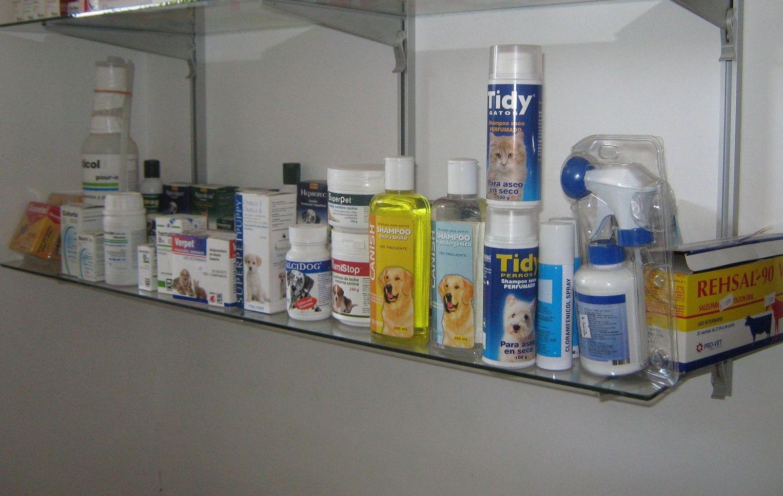 Farmacia veterinaria  : Servicios  de Hospital Veterinario Miguel Izquierdo