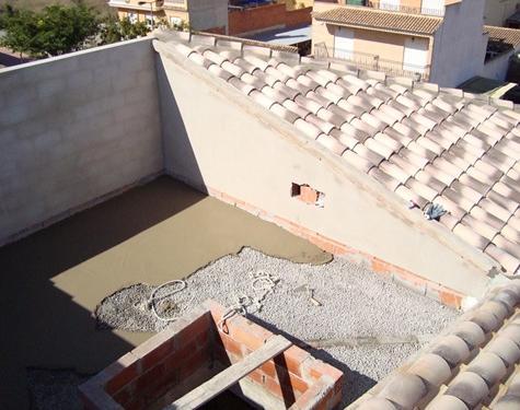 Madrid reparación de azotea y tejado