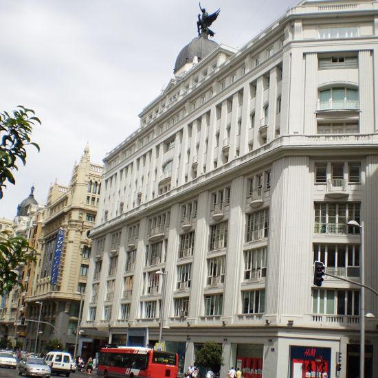 Foto 3 de Fachadas en Madrid | Restauraciones Hernández